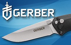 View Gerber Knives
