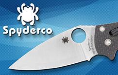 View Spyderco Knives