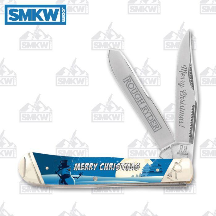 Rough Ryder 2020 Christmas Knife | SMKW