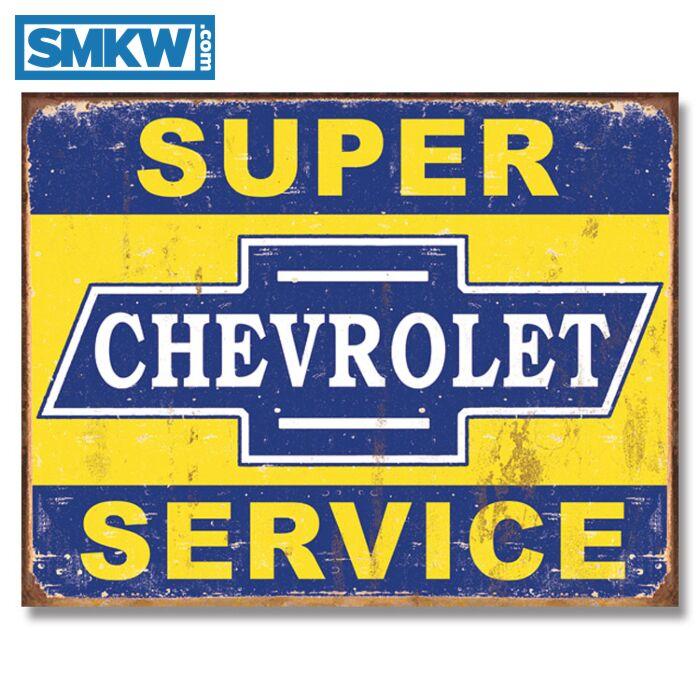 Desperate Enterprises Chevrolet Super Service Tin Sign Model 1355 Smkw Op zoek naar artikelen van desperate enterprises? smoky mountain knife works