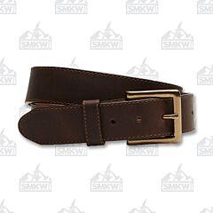 Justin Boots Men's Sycamore Cinch Belt Brown
