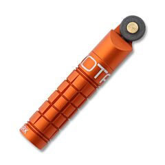 Exotac Orange NanoSpark One-Handed Sparker Waterproof