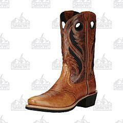 Ariat Heritage Roughstock Ventek Western Boot