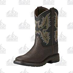 Ariat Workhog SQ Bruin Kids Boots