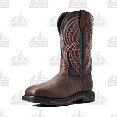 Ariat Workhog XT Coil Waterproof Carbon Toe Work Boot