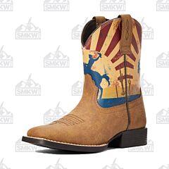 Ariat Dinero Western Kids Boot