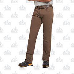 Ariat Rebar M4 Relaxed DuraStretch Dark Khaki Pants