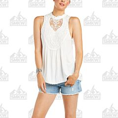 Ariat Womens Sleeveless Cecilia Top