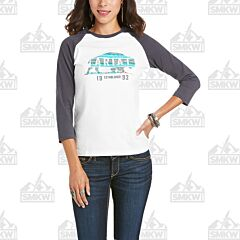 Ariat Women's Real Plains Tee