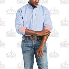 Ariat Men's WF Garvel Classic Long Sleeve Button Down