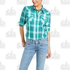 Ariat Women's Magnetic Green Top