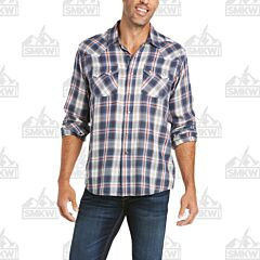 Ariat Retro Snap Long Sleeve Button Down