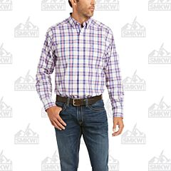 Ariat Men's Pro Boston Classic Long Sleeve Button Down
