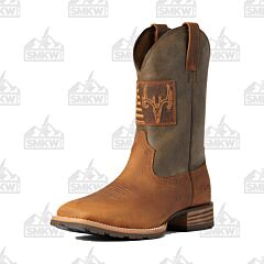Ariat Hybrid Patriot Country Western Cowboy Boot