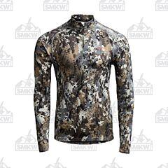 Sitka Merino Whitetail Elevated Heavyweight Half Zip jacket