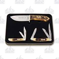 Schrade Uncle Henry Limited Edition 2018 Fixed Blade Gift Set