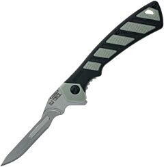 Old Timer Replacement Folding Knife Kit Green Inlay