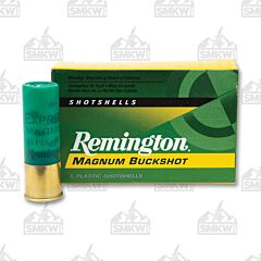 "Remington Express 12 Gauge 3"" 00 Buckshot 15 Pellets 5 Rounds"