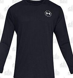 Under Armour Men's Freedom Logo Long Sleeve Shirt