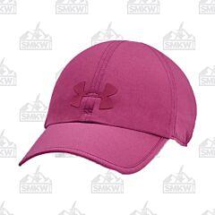 Under Armour Unisex Run Shadow Cap Pink Quartz