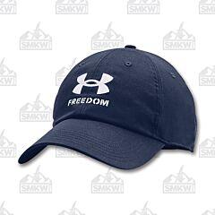 Under Armour Men's Freedom Fury Navy Hat