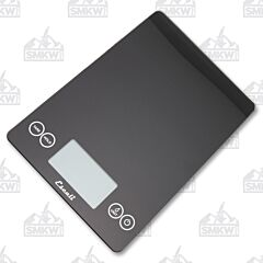 Escali Arti Glass Scale Black