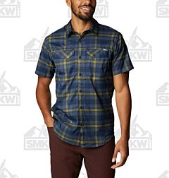 Columbia Men's Silver Ridge Lite Plaid Short Sleeve Shirt