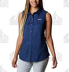 Columbia Women's PFG Bonehead Stretch Sleeveless Shirt
