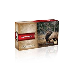 Norma USA 270 Weatherby Magnum 130 Grain Soft Point 20 Rounds
