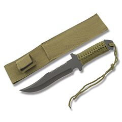 "Factory Error Military Knife - 11-3/4"" Hunter"