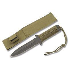 "Factory Error Military Knife - 10-1/2"" Commando"