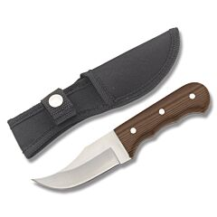 Short Skinner with Pakkawood Handle