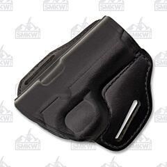 Bianchi Model 57 Remedy Black Belt Slide Holster Right Hand Colt 1911 Officer