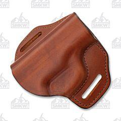 Bianchi Model 57 Remedy Belt Slide Holster Tan Right Hand Ruger LC9