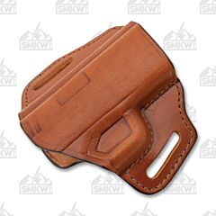 Bianchi Model 57  Remedy Belt Slide Holster Tan Right Hand Springfield XD