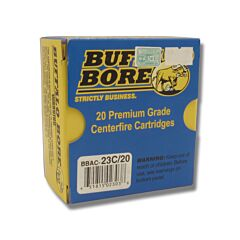 Buffalo Bore 40 S&W +P 180 Grain Full Metal Jacket 20 Rounds
