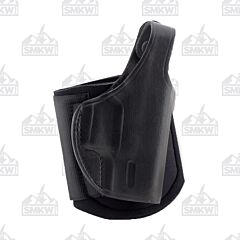"Bianchi Model 150 Negotiator Ankle Holster Glock 26/27 9mm/.40 3.46"" BBL Black Right Hand"