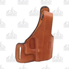 Bianchi Model 75 Venom Belt Slide Holster Glock 17/19/22/23/26/27/34/35 Tan Right Hand