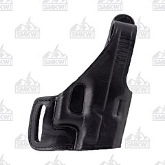 Bianchi Model 75 Venom Belt Slide Holster Glock 17/19/22/23/26/27/34/35 Black Right Hand