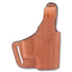 "Bianchi Model 75 Venom Belt Slide Holster SigP226R 9mm/.357SIG/.40 4.41"" BBL Tan Right Hand"