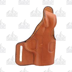 "Bianchi Model 75 Venom Belt Slide Holster Colt 1911A1 .45ACP 5"" BBL Tan Right Hand"