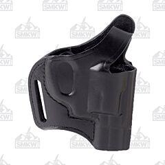 """Bianchi Model 75 Venom Belt Slide Holster S&W Model 36/36LS .38 1.87"""" BBL Black Right Hand"""