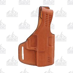 Bianchi Model 75 Venom Belt Slide Holster - Springfield XD-9/XD40 - Tan - Right Hand