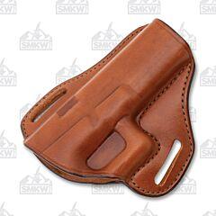 Safariland Bianchi Model 57 Tan Remedy Belt Slide Holster