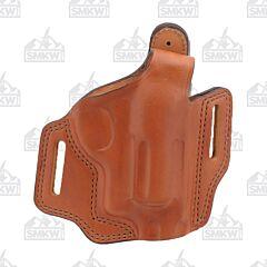 "Bianchi Model 5 Black Widow Belt Slide Holster Judge .45 Colt/.410 2.5"" 3""-6"" BBL Right Hand"