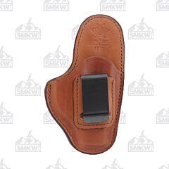 Bianchi Model 100 Professional IWB Holster Kel Tec PF-9/Ruger LC9 Tan Right Hand