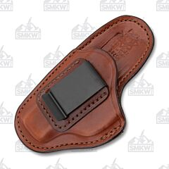 Bianchi 100 Pro IWB Tan Holster Left Hand Size 21 Ruger LC9