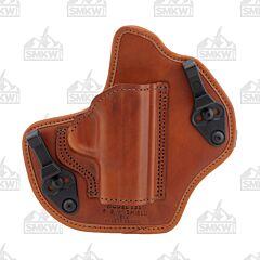 "Bianchi Model 135 Allusion IWB Holster S&W M&P Shield 9mm 3.1"" BBL Tan Right Hand"