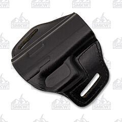 Bianchi Model 57 Remedy Black Holster Right Hand Size 9 Glock 43