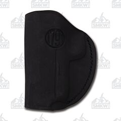 1791 Gunleather Stealth Black Right Hand  2-Way Multi-Fit IWB Concealment Holster Size 1